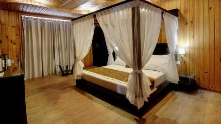 Ojaswi Resorts  Ojaswi Himalayan Resort Home Resorts in Mukteshwar 3