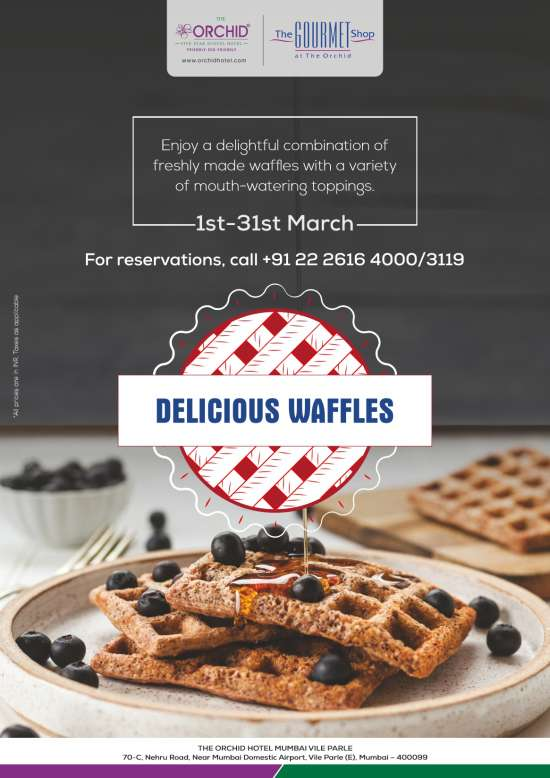 KHIL Waffle Month A5 Emailer 1 1