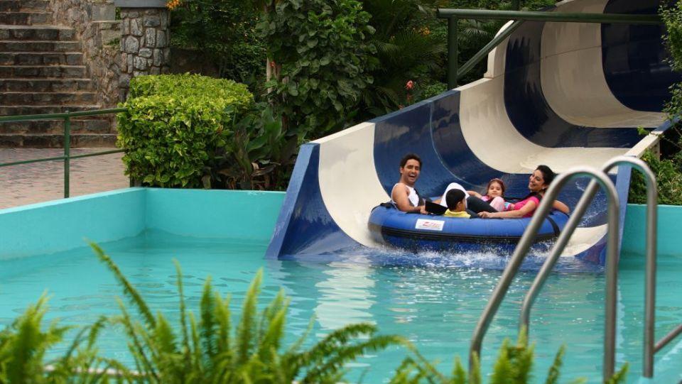 Water Rides - Banded Kraits at  Wonderla Amusement Park Bengaluru