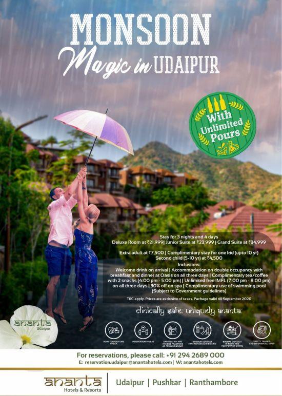 Udaipur 3 nights