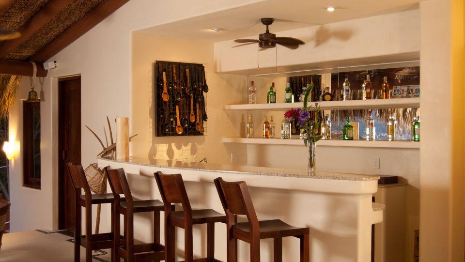 Casa Solana Zihuatanejo Bar Solana BandB Zihuatanejo Mexico