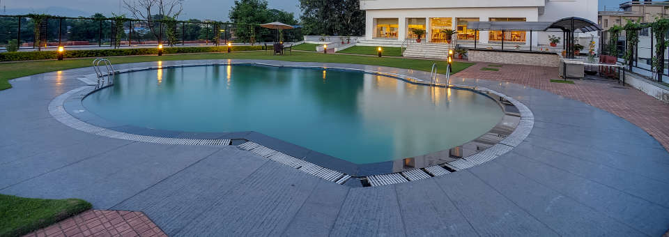 Swimming Pool Royal Sarovar Portico Siliguri 1