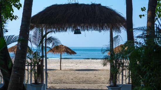 LaRiSa Beach Resort in Goa Holiday 2