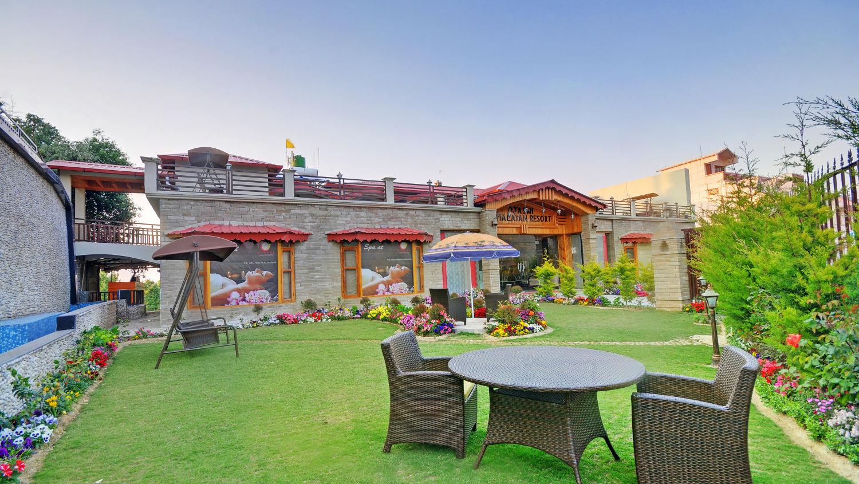 Ojaswi Resorts  Ojaswi Himalayan Resort Home Resorts in Mukteshwar 5