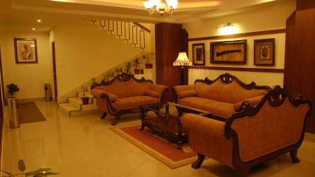 The Royal Oaks Hotels Gangtok  Interior 1 De Regency Hotel Pelling Gangtok