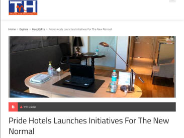 Travel Hospitality 18.5.2020