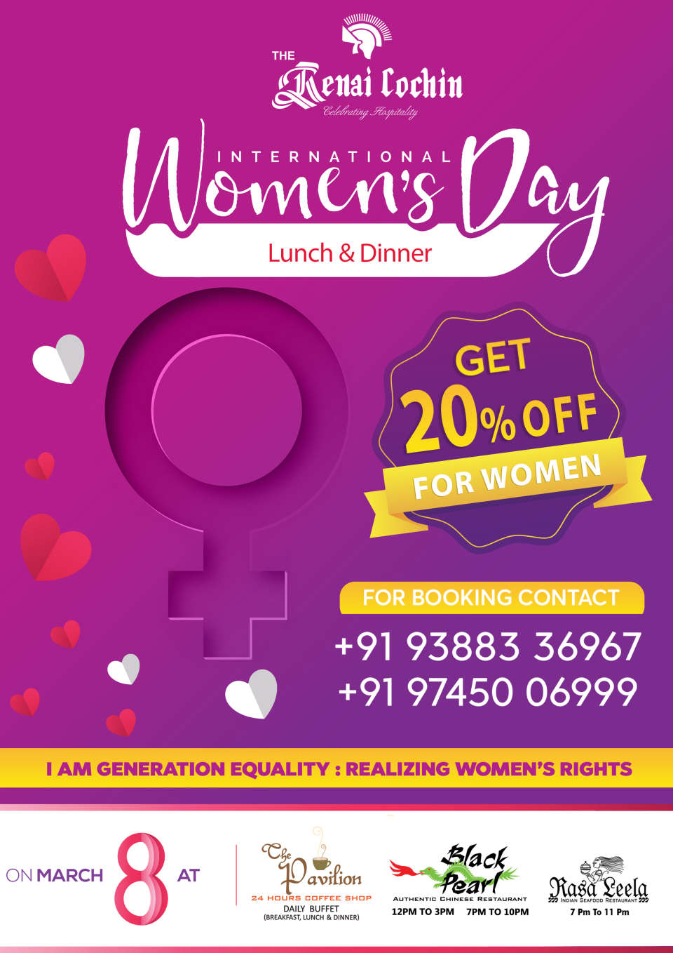 Get 20 off for women