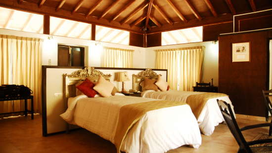 Twin Bedded Villa at Infinity Resorts Bandhavgarh, Villas in Bandhavgarh 10