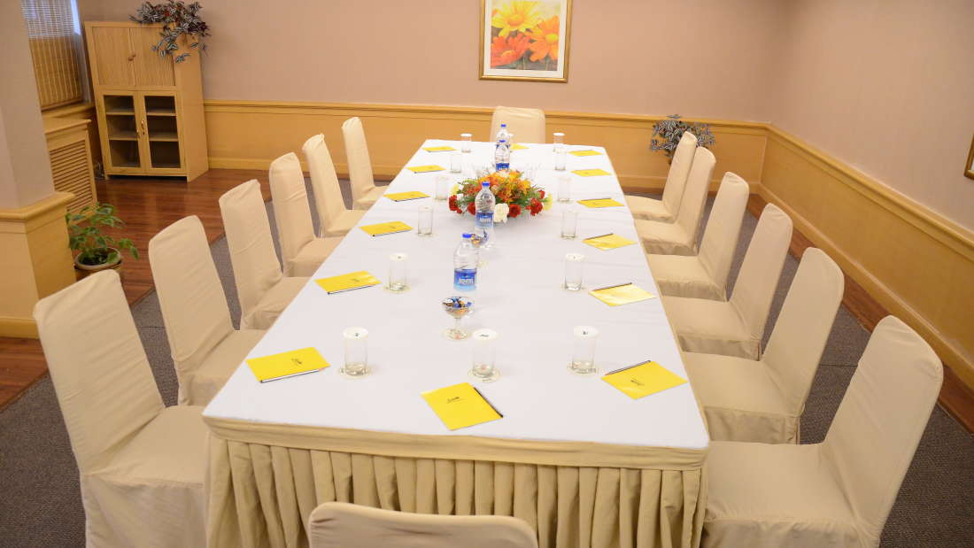 Wellington Conference Hall, The Carlton 5 Star Hotel, Kodaikanal Hotels 3