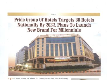 Pride Hotel Hospitaly India August 2019 Page No.45