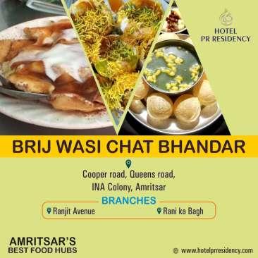Brij Wasi Chaat-Food Places-Amritsar