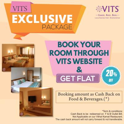 VITS Bhubaneswar Hotel Bhubaneswar EXCLUSIVE PACKAGE