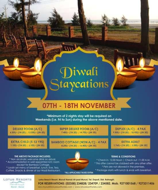 Diwali Creative Murud