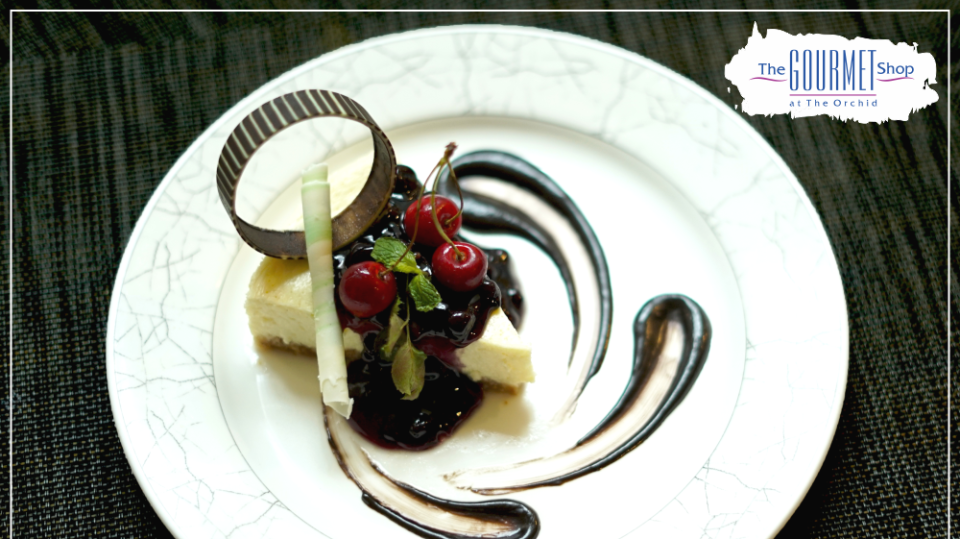 Gourmet Restaurant - Dessert at The Orchid Hotel Pune 3