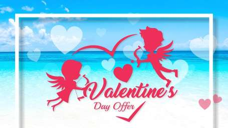 Valentines Day in Goa at Lotus Beach Resort Benaulim Goa, Resort near Benaulim Beach
