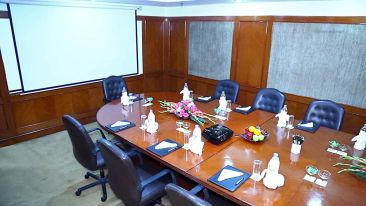The Monarch, The Bristol Hotel Gurgaon, Boardroom in Gurgaon 2