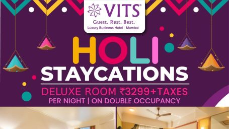 Holi Staycation Package 1