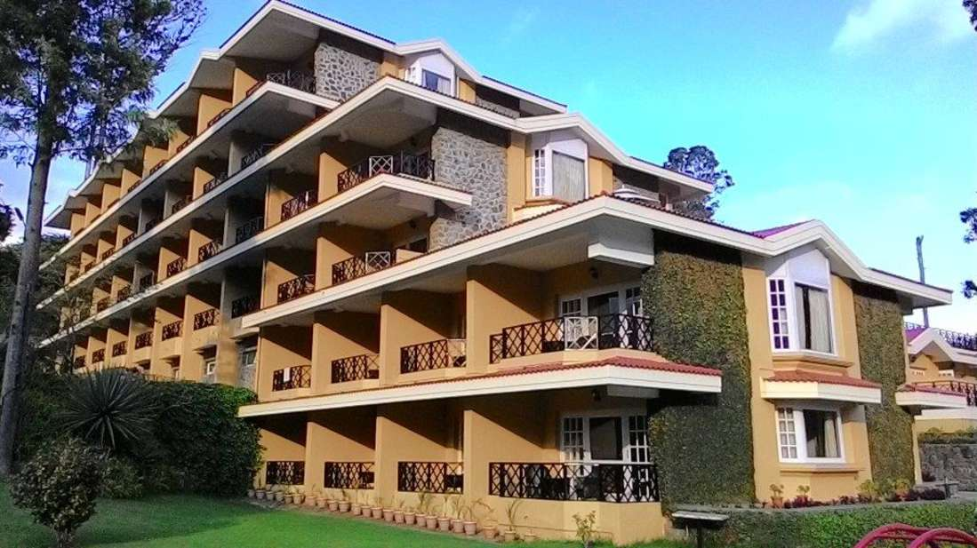 Exterior at The Carlton 5 Star Hotel, Kodaikanal Luxury Resorts 10