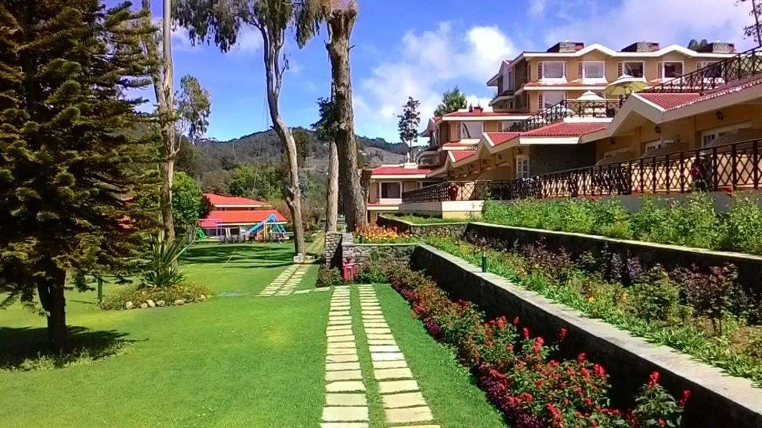 Exterior, The Carlton 5 Star Hotel, Kodaikanal luxury hotels 9