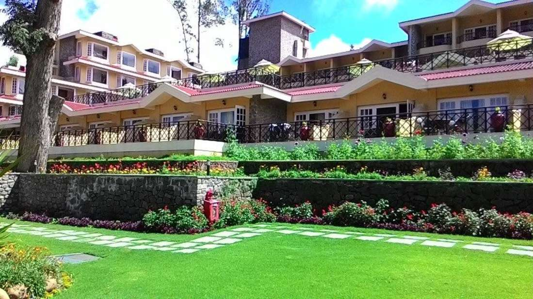 Exterior, The Carlton 5 Star Hotel in Kodaikanal, Luxury hotels in Kodaikanal 8