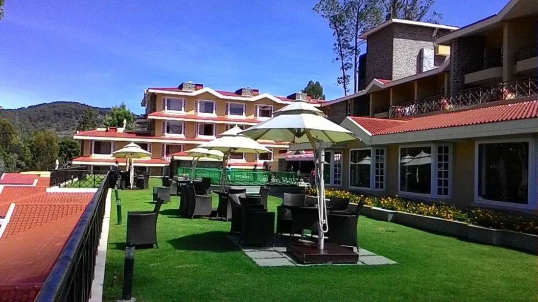 The Lawns, The Carlton 5 Star Hotel, Kodaikanal luxury hotels 2