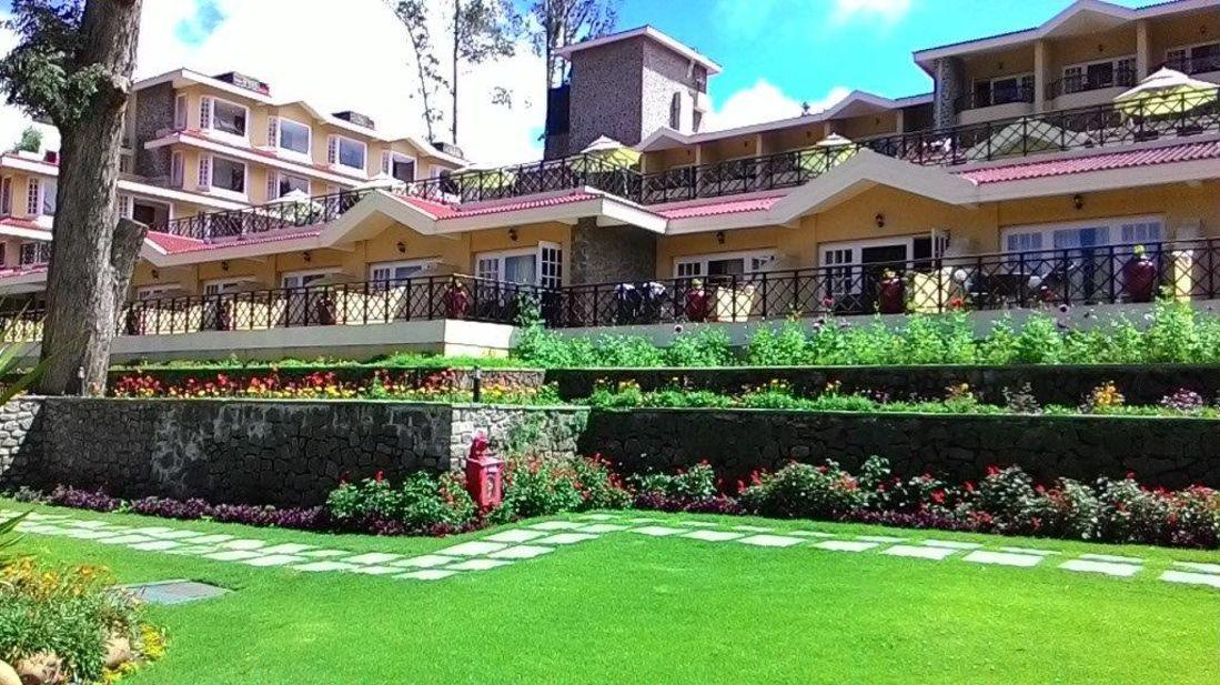 Exterior, The Carlton 5 Star Hotel in Kodaikanal, Luxury hotels in Kodaikanal 8
