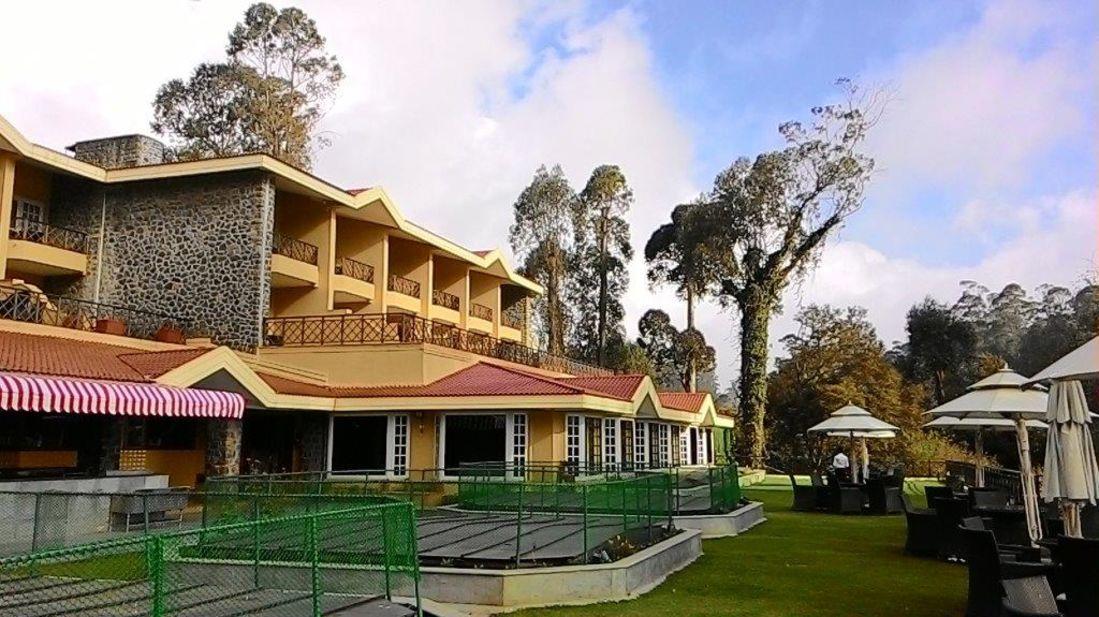 Exterior at The Carlton 5 Star Hotel, Kodaikanal Luxury Hotels 5