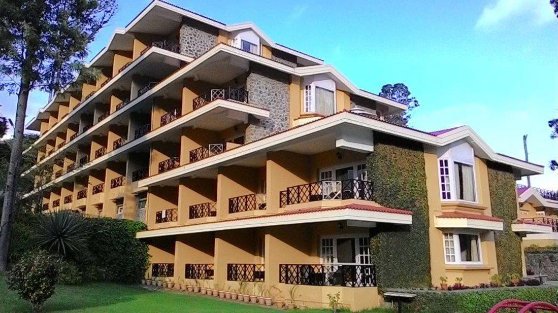 Exterior at The Carlton 5 Star Hotel, Kodaikanal Luxury hotels 10