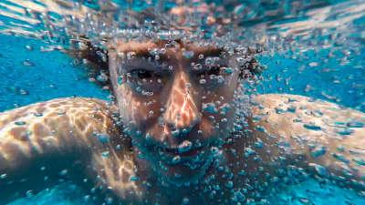 Swimming Pool Radisson Hyderabad Hitech City Hyderabad