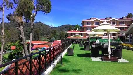 The Lawns The Carlton Kodaikanal- 5 Star Hotel 5