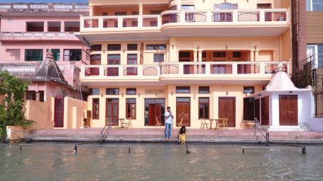 Hotel Devnadi Haridwar Facade Hotel Devnadi Haridwar