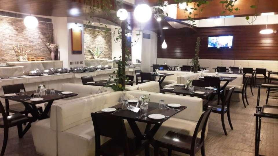 Atrium Coffee Shop Levana Hotel Hazratganj Hotels in Hazratganj 1
