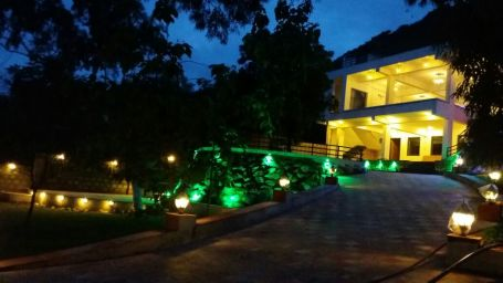 The Space Jungle Retreat, Udaipur Udaipur Facade Hotel The Space Jungle Retreat Udaipur