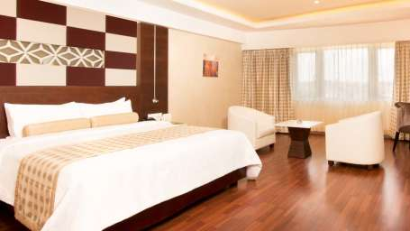 The President Hotel, Hubli Hubli Luxury room The President Hotel Hubli