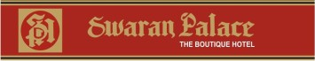 Hotel Swaran Palace, Karol Bagh, New Delhi New Delhi Logo and font