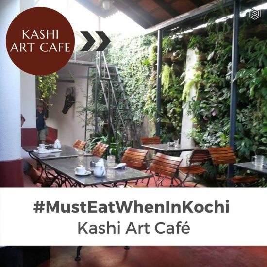 Kashi Cafe 1