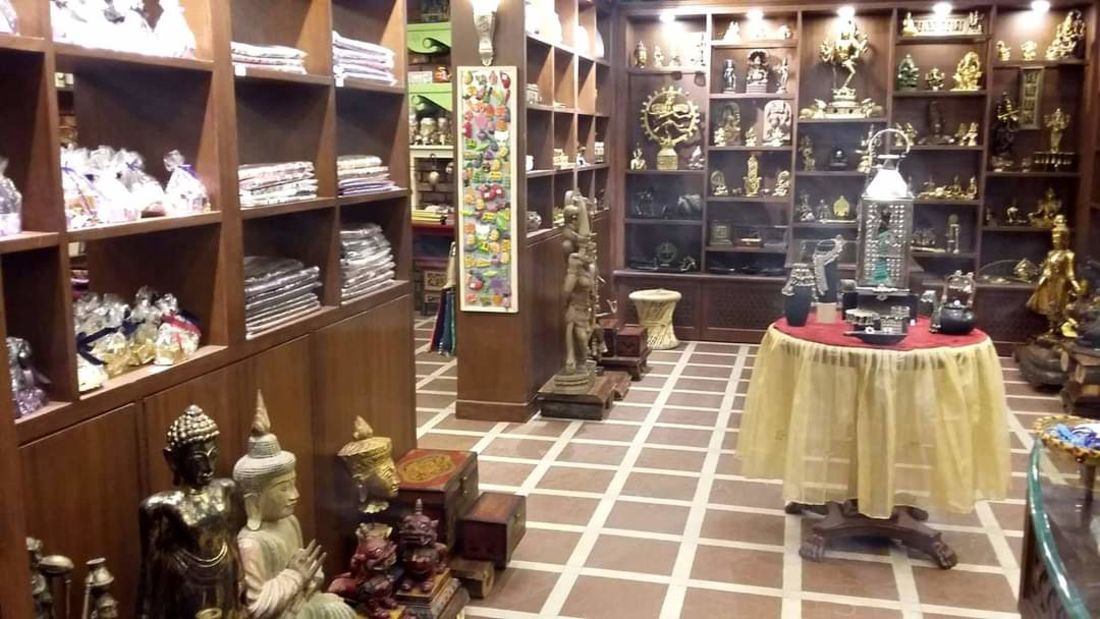 Mantra Art Shop at hotel mount view 4