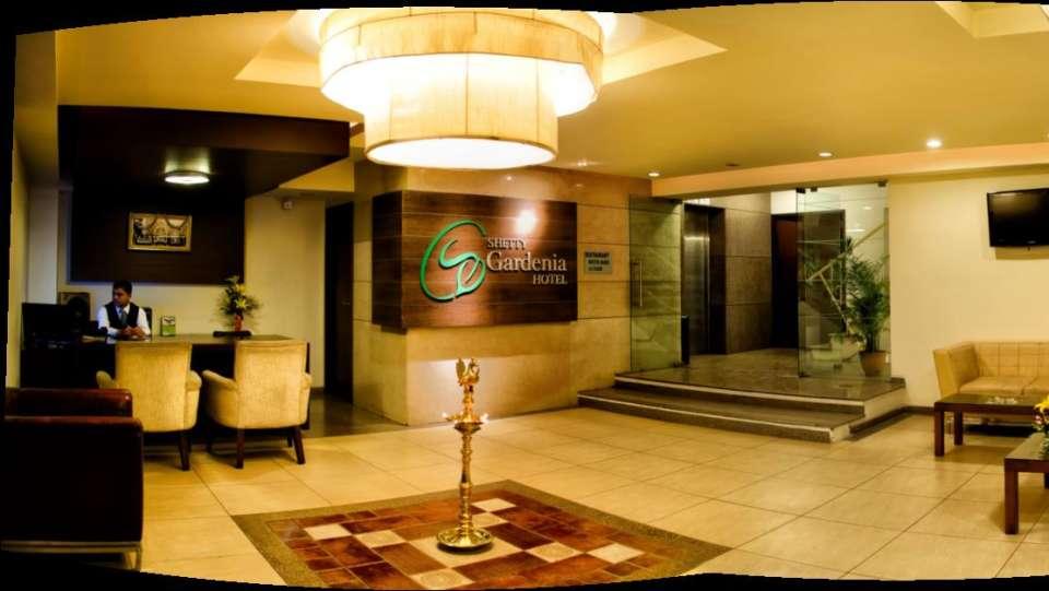 Shetty Gardenia Hotel, Bangalore Bangalore Lobby Shetty Gardenia Hotel Bangalore