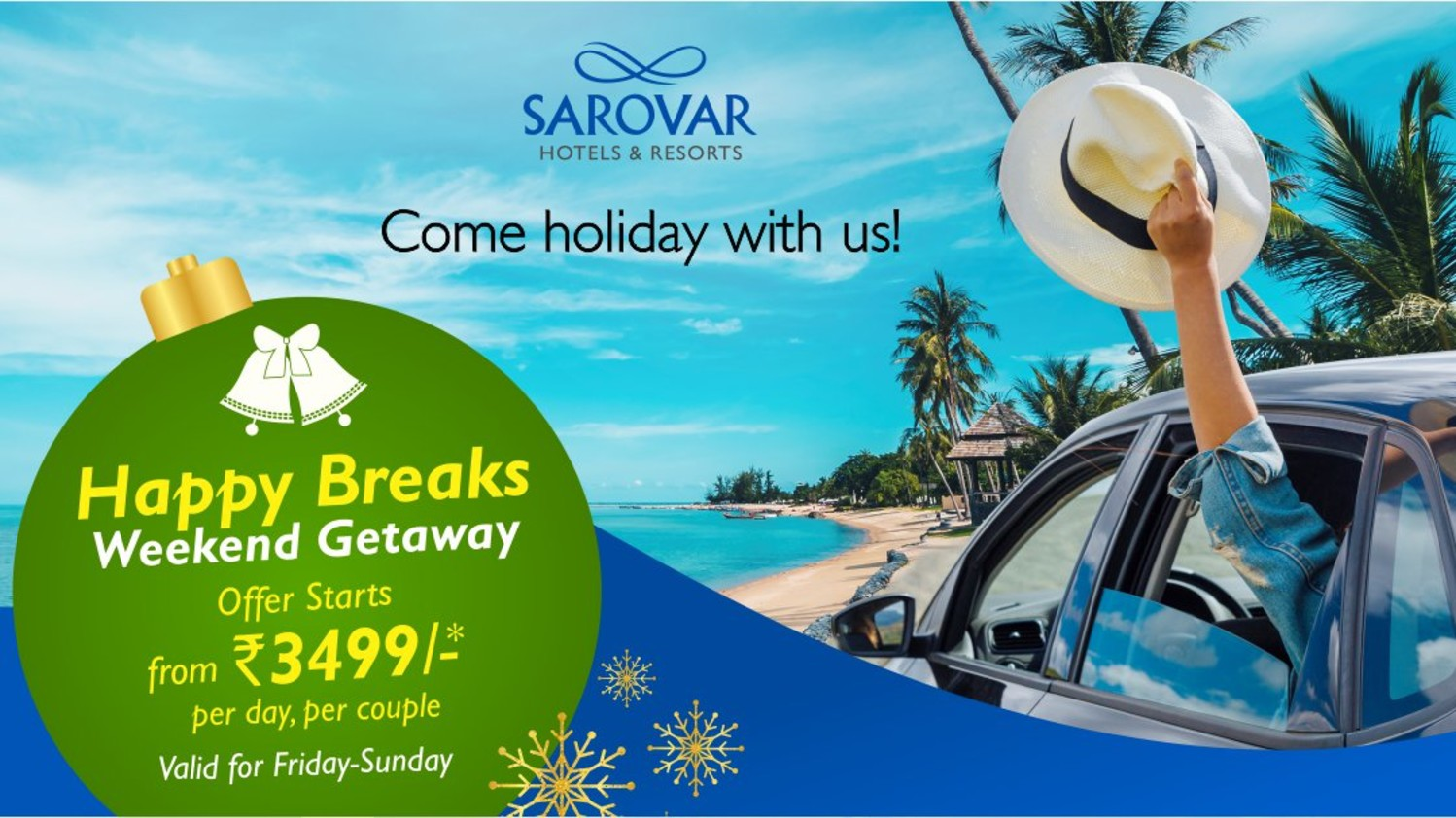 Sarovar-Weekend Offer Banner 1200x628px