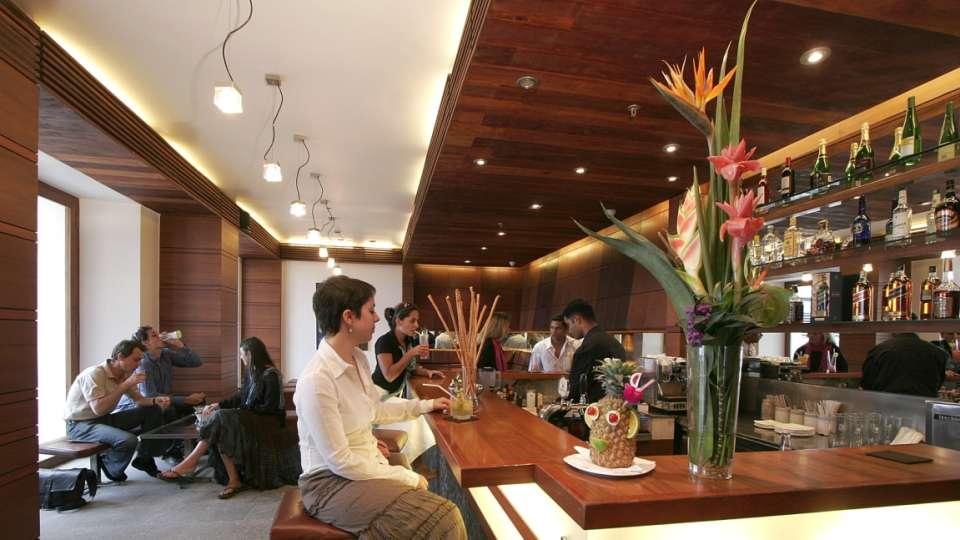 Restaurant The Promenade Pondicherry
