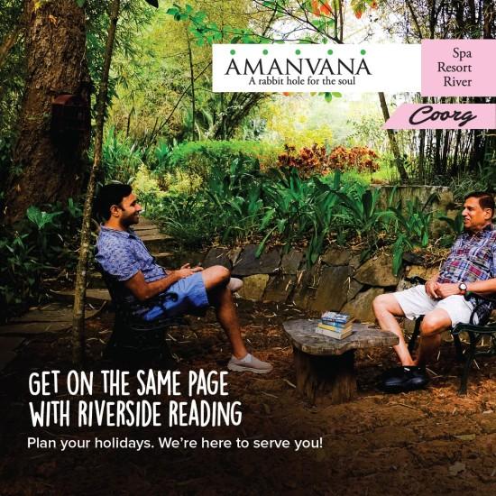 Amanvana Resort and Spa Coorg 1
