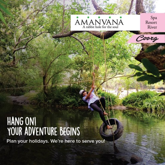 Amanvana Spa Resort Coorg 2