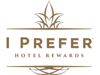 Preferred Hotel Awards Logo of Hotel Clarks Amer
