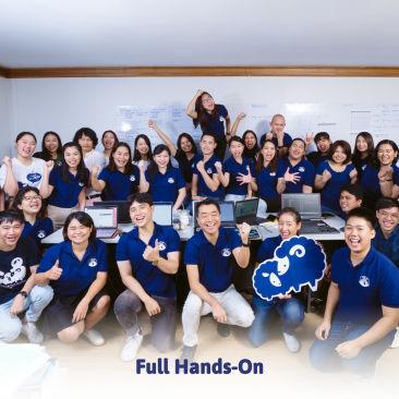 Full hands-on
