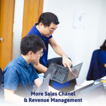 More Sales with Channels and Revenue Management