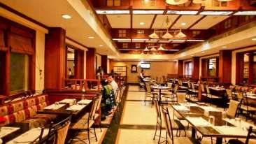 Restaurant 2 Kalyan Residency Hotels in Tirupati