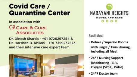 COVID Care Quarantine Centre copy