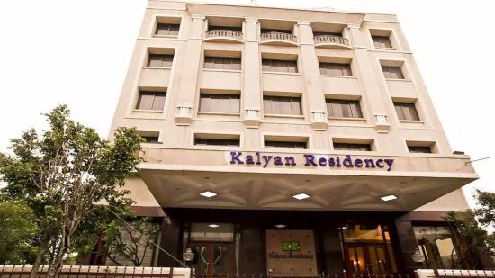 Kalyan Residency Hotel in Tirupati room.jpg