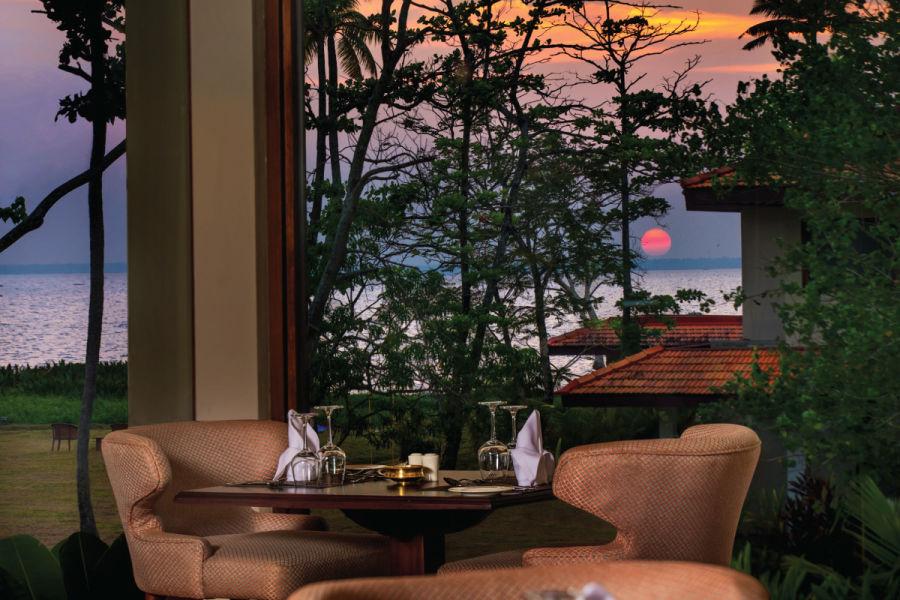 alt-text Essence Restaurant, Niraamaya Retreat Backwater and Beyond, Restaurants in Kumarakom