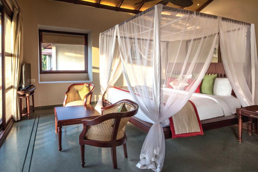 alt-text Superior Lake View Villa, Niraamaya Retreats, Resort in Kumarakom 2